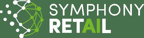 Symphony Retail - Logo - White & Green - V2