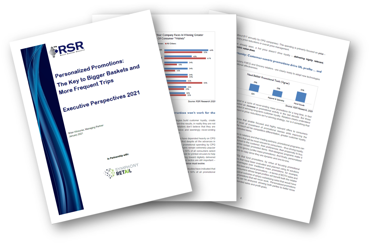 RSR Personalized Promotions whitepaper